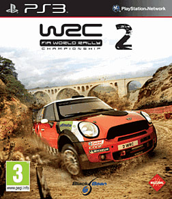 World Rally Championships 2011 PlayStation 3 Cover Art