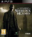 The Testament of Sherlock Holmes PlayStation 3