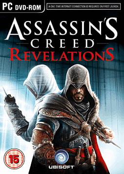 Assassins Creed Revelations PC Games Cover Art