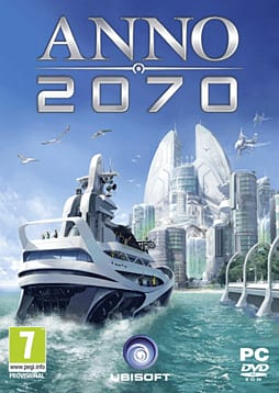Anno 2070 PC Cover Art
