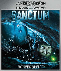 Sanctum Blu-ray 