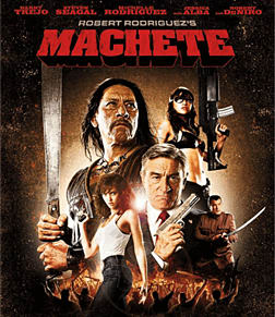 Machete Blu-ray