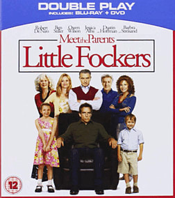 Meet the Parents Little Fockers Blu-ray