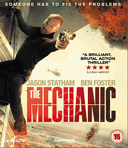 Mechanic Blu-ray