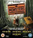 Monsters Blu-Ray