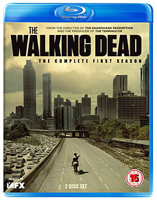 BR WALKING DEAD Blu-ray