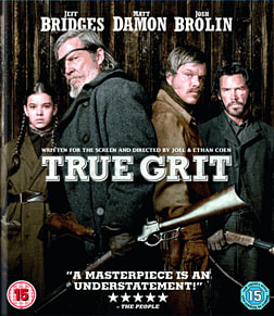 True Grit 2011 Blu-ray