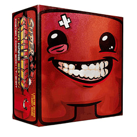 Super Meat Boy Rare Edition PC Cover Art