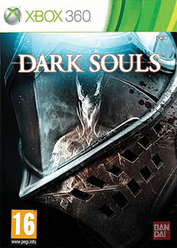 Dark Souls Limited Edition Xbox 360 Cover Art