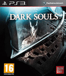 Dark Souls Limited Edition PlayStation 3 Cover Art
