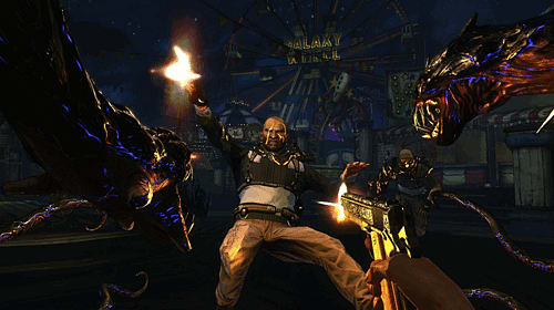 Darkness 2 on PlayStation 3, Xbox 360, and PC at Game