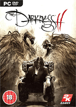 The Darkness II PC Games Cover Art