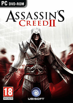 Assassin's Creed II PC Games Cover Art