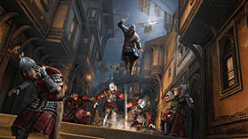 Assassins Creed Revelations screen shot 3