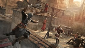 Assassins Creed Revelations screen shot 4