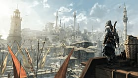 Assassin's Creed Revelations screen shot 3