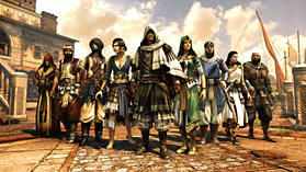 Assassins Creed Revelations screen shot 11
