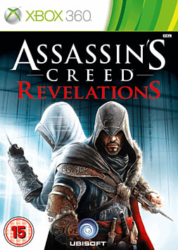 Assassin's Creed Revelations Xbox 360 Cover Art
