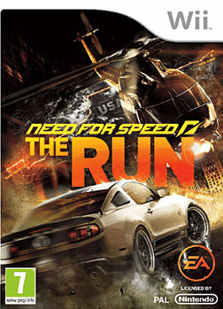 Need for Speed: The Run Wii