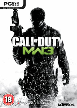Call of Duty: Modern Warfare 3 PC Games Cover Art