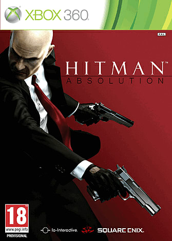Hitman Absolution on Xbox 360, PS3 and PC at GAME