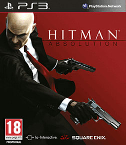 Hitman Absolution PlayStation 3 Cover Art