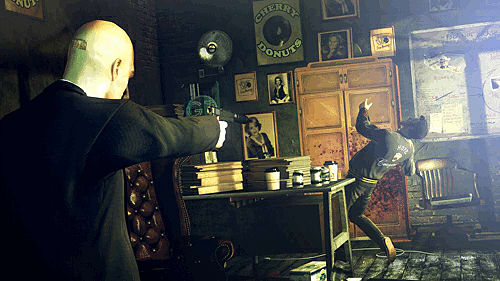 hitman absolution crack  only
