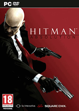 Hitman Absolution PC Games Cover Art