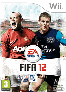 FIFA 12 Wii Cover Art