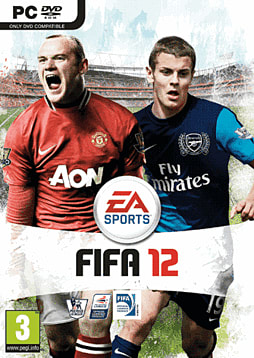 FIFA 12 PC Games Cover Art