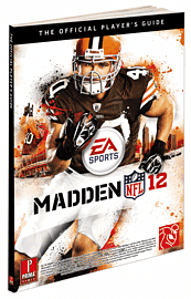 Madden NFL 12 Strategy Guide Strategy Guides and Books