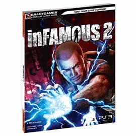 inFAMOUS 2 Strategy Guide Strategy Guides and Books