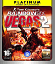 Tom Clancy's Rainbow 6 Vegas 2 Platinum Playstation 3