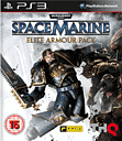 Warhammer 40K Space Marine Elite Armour Pack PlayStation 3