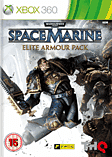 Warhammer 40K Space Marine Elite Armour Pack Xbox 360