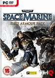 Warhammer 40K Space Marine Elite Armour Pack PC Games