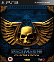 Warhammer 40k Space Marine Collectors Edition PlayStation 3