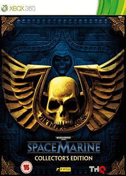 Warhammer 40k Space Marine Collectors Edition Xbox 360
