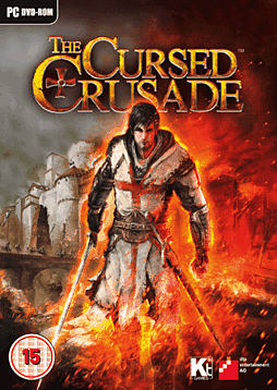 The Cursed Crusade PC Games Cover Art