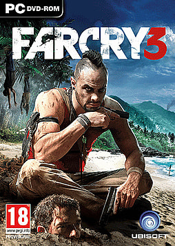Far Cry 3 PC Games Cover Art