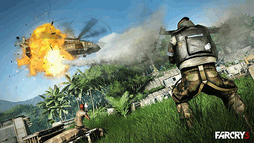 New enemies in Far Cry 3 for Xbox 360, PC and PS3 at GAME