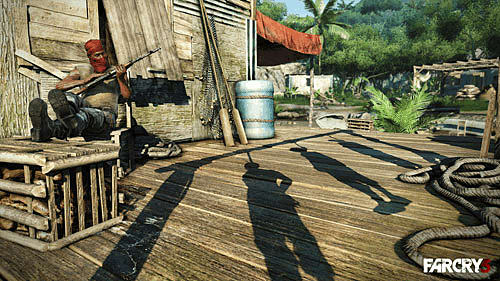 We preview first-person paradise FarCry 3 for PlayStation 3, Xbox 360 and PC