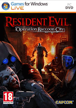 Resident Evil: Operation Raccoon City PC Games Cover Art