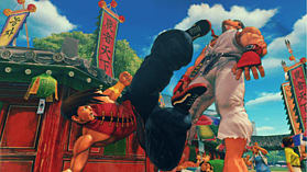 Super Street Fighter IV Arcade Edition screen shot 2