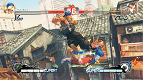 Super Street Fighter IV Arcade Edition screen shot 6