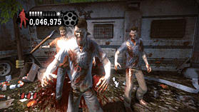 House of the Dead Overkill (Move compatible) screen shot 1