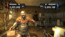 House of the Dead Overkill (Move compatible) screen shot 2