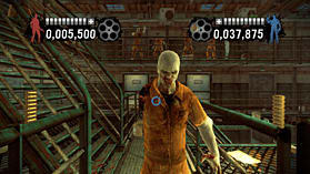 House of the Dead Overkill (Move compatible) screen shot 3