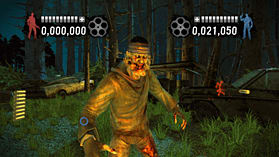 House of the Dead Overkill (Move compatible) screen shot 4