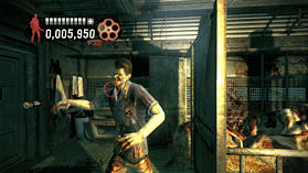 House of the Dead Overkill (Move compatible) screen shot 5